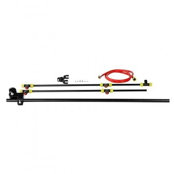 ATV sprayer boom kit